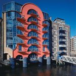 CZWG_ China Wharf, 29 Mill Street, Tower Bridge, Southwark, London Designed 1982–3, built 1986–8