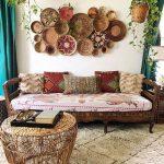 20 Artistic And Beautiful Boho Wall Art Ideas _ Home Design And Interior