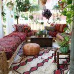 50 Perfectly Bohemian Living Room Design Ideas - SWEETYHOMEE