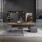 Aulenti Executive Desk _ Arnold's Office Furniture